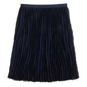J.Crew sunburst skirt